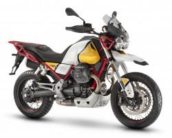 Lancement de la Moto Guzzi V85TT !